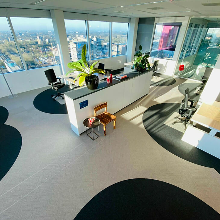 What Can Be Done To Make Office Spaces More Social Distancing Friendly