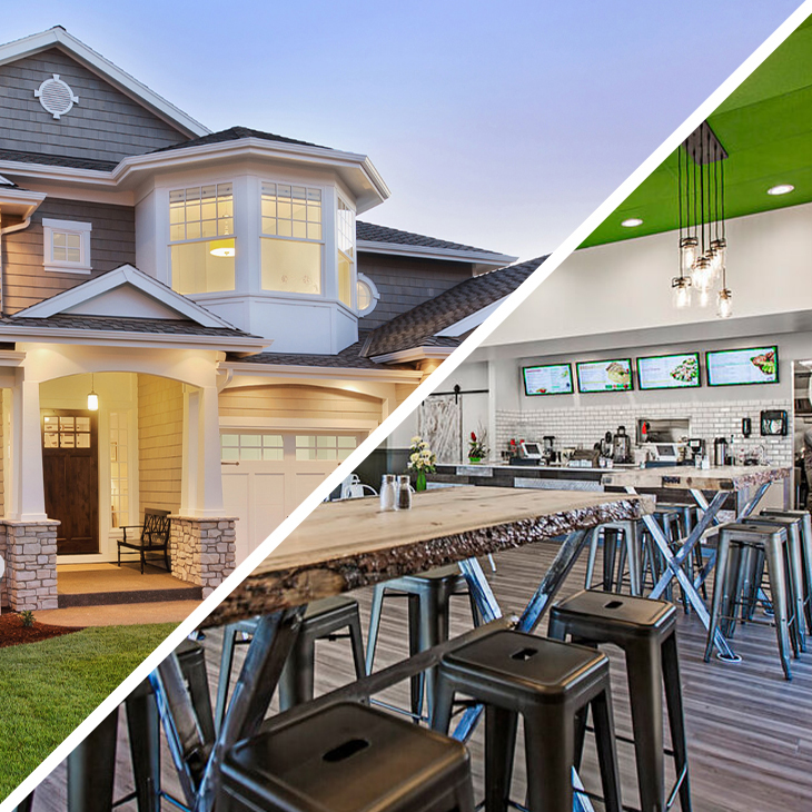 How Is Commercial Construction Different From Residential Construction?
